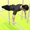 Push-up, Parallel Bars