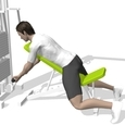Incline Curl, Prone
