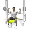 Behind Neck Press