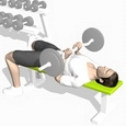 Bench Press, Close Grip