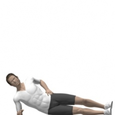 Mat Plank, Side Starting Position