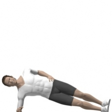 Mat Plank, Side Ending Position