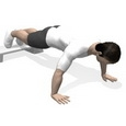 Push-up, Decline