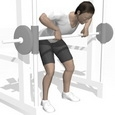Bent-over Shoulder Row