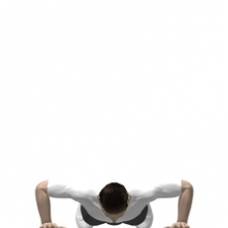 Mat Push-up Ending Position
