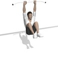 Leg-Hip Raise, Hanging