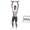 Shoulder Press, Standing