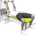 Curl, Supine, On Flat Bench