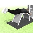 Hip Extension, Prone