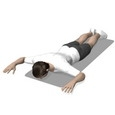 Shoulder Raise, Prone