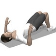 Elbow Pushdown, Supine