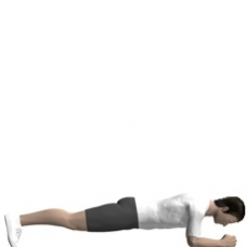 Mat Plank Starting Position