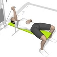 Triceps Extension, Lying, One Arm