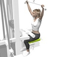 Lat Pulldown, Front