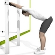 Fixed Bar, Bent-over